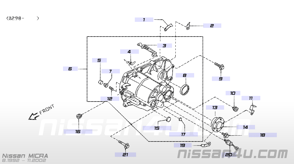 how to change time in nissan micra