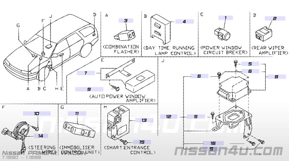 nissan micra wiring diagram hardbody