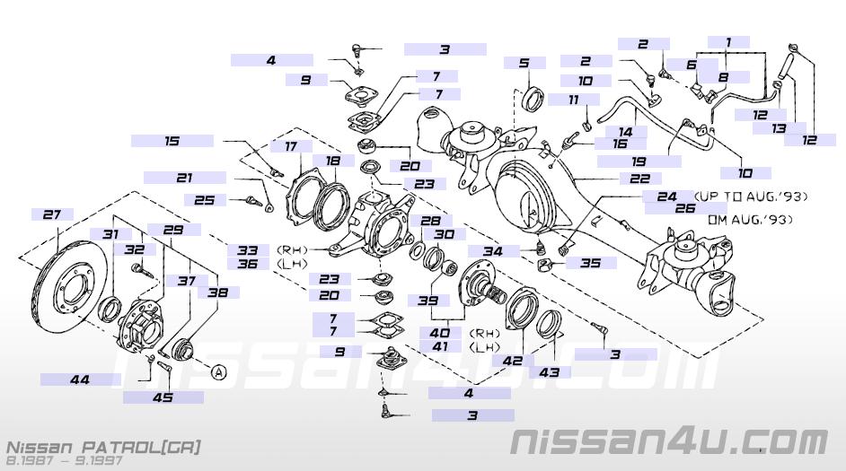 Suzuki Lt A X Parts