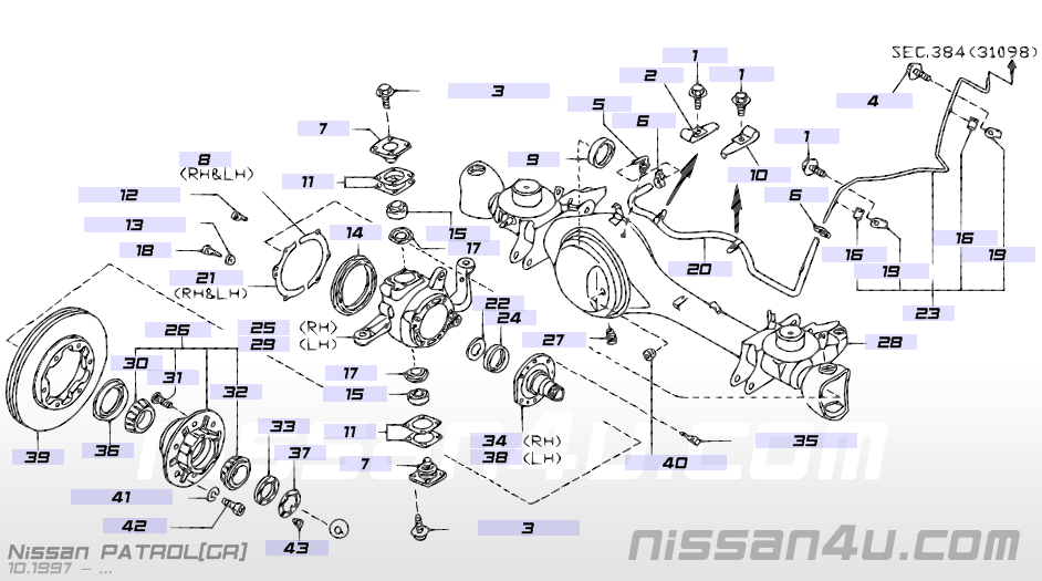 Nissan Patrol Wiring Diagrams Solutions
