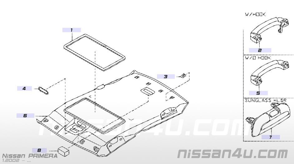 Wiring Diagram Nissan Primera P11 : Nissan primera p electrical diagram the best wiring