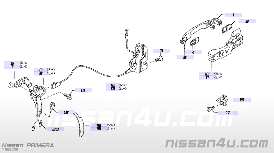 nissan primera central locking wiring diagram bookmark about 2010 Maxima Wiring Diagram