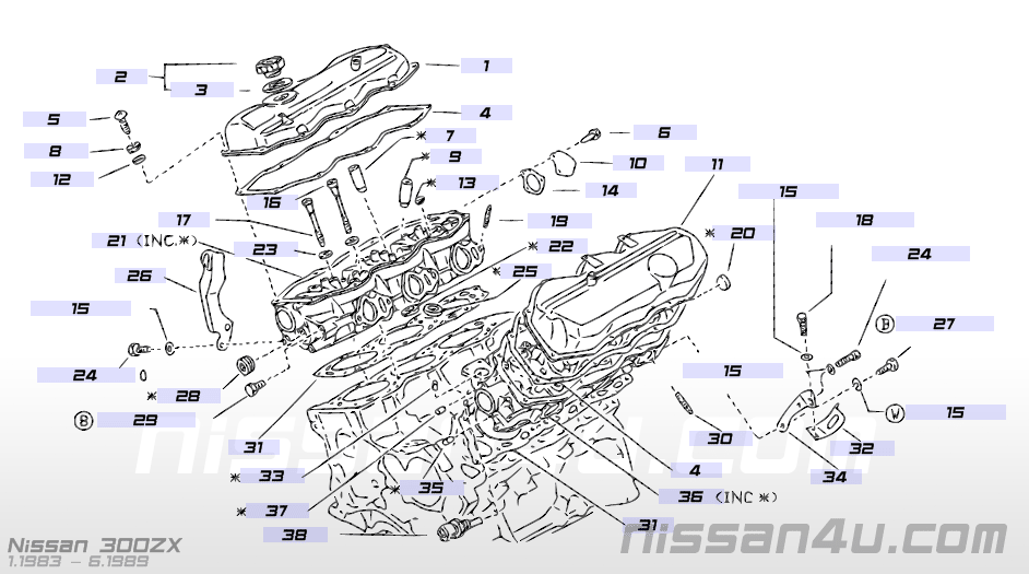 Online Nissan Parts Catalog Forum: Nissan Parts Catalog With Part Numbers At Diziabc.com