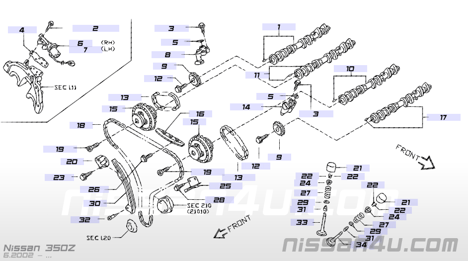 Nissan Parts Online Catalog 350z Forum 370z Tech: Nissan Parts Catalog With Part Numbers At Diziabc.com
